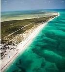 Playas de Isla Mujeres en México