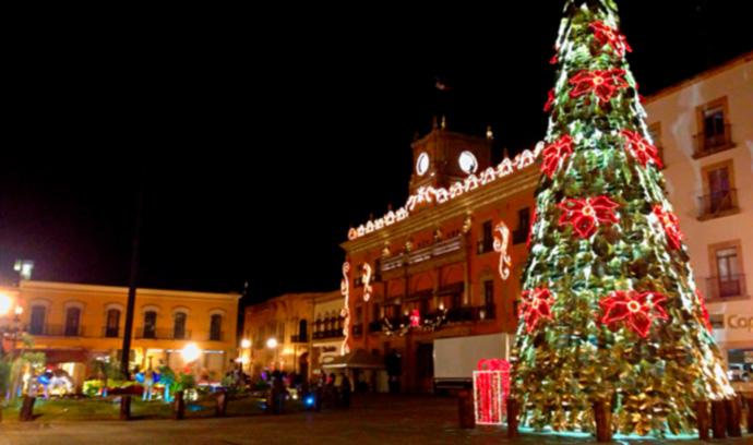 Viajar en Navidad en México