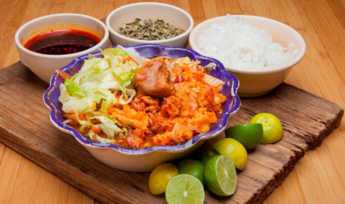 Comida Típica de Navidad en México - Pozole