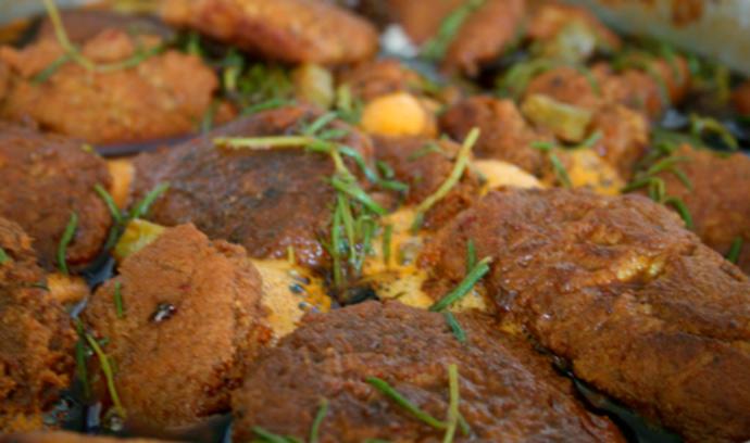 Comida Típica de Navidad en México - Romeritos
