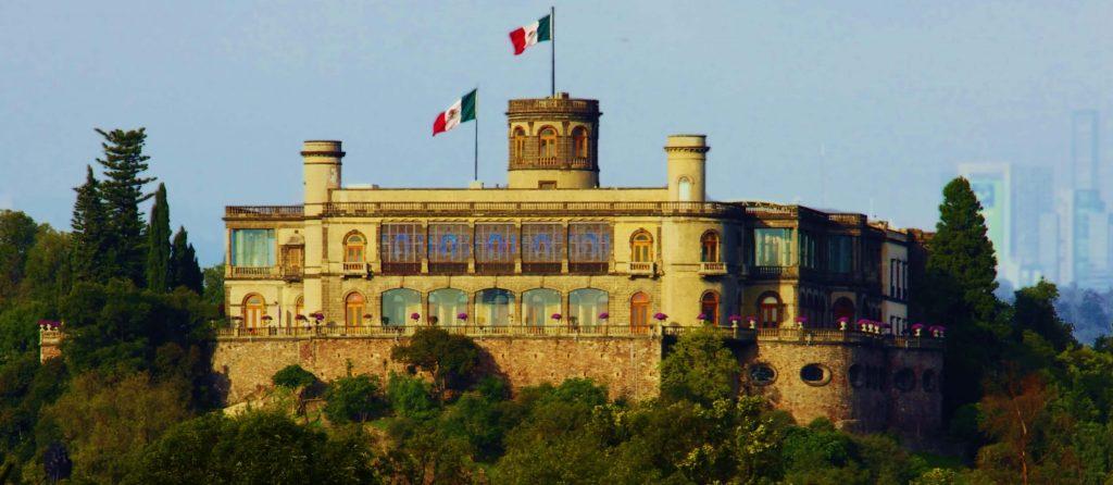 lugares historicos en la ciudad de mexico