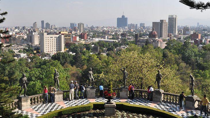 El Castillo de Chapultepec en Ciudad de México
