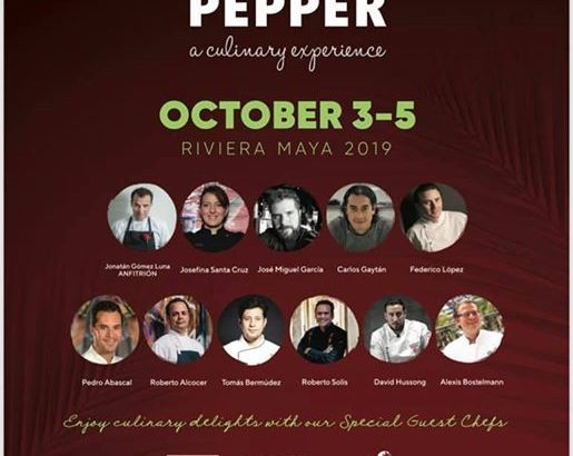 4ts edición Chili Pepper Festival 2019